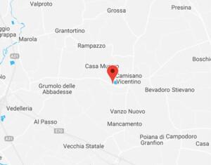 Centro medico a Camisano Vicentino